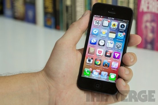 Apple iPhone 5 32GB Black (Bản Unlock) (Ảnh 10)