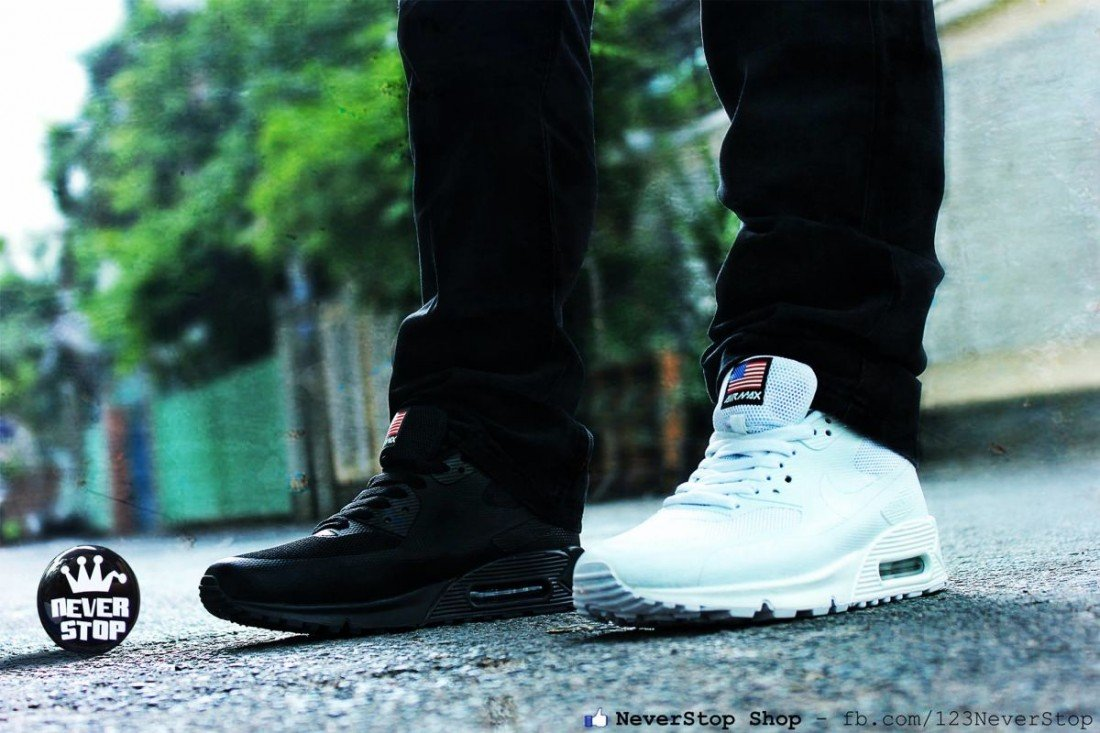 Giày Nike air max 90 independence day (Ảnh 23)