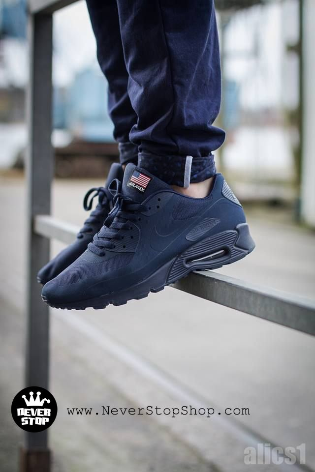 Giày Nike air max 90 independence day (Ảnh 14)