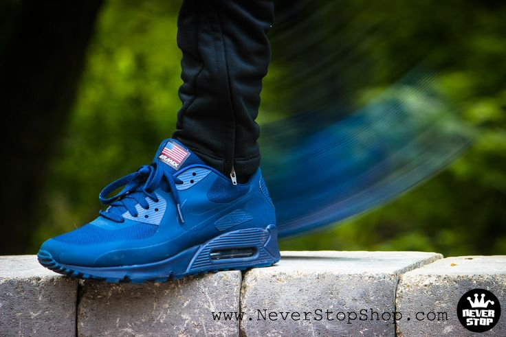 Giày Nike air max 90 independence day (Ảnh 15)