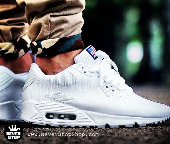 Giày Nike air max 90 independence day (Ảnh 13)