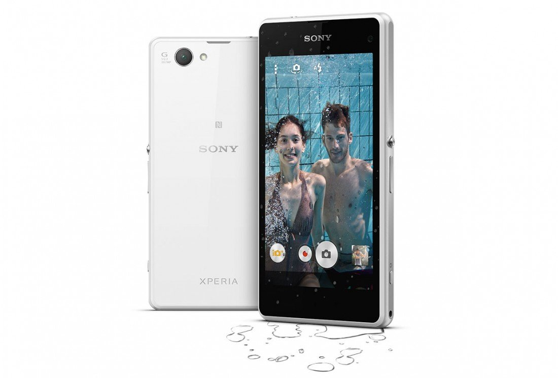 Sony Xperia Z1 Compact D5503 Lime (Ảnh 2)