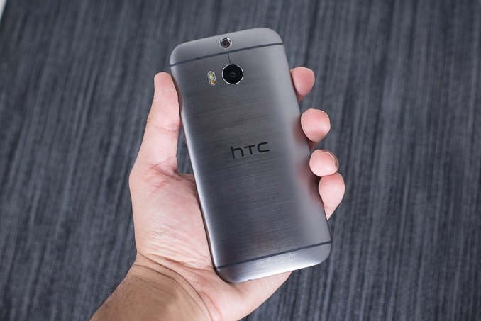 HTC One (M8) (HTC M8/ HTC One 2014) 16GB Gray EMEA Version (Ảnh 2)
