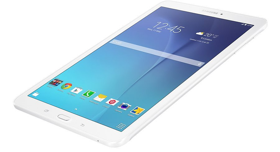 Samsung Galaxy Tab E (SM-T561) (Spreadtrum SC8830 1.3GHz, 1.5GB RAM, 8GB Flash Drive, VGA Mali-400, 9.6 inch, Android OS, v5.0) WiFi, 3G Model (Ảnh 1)