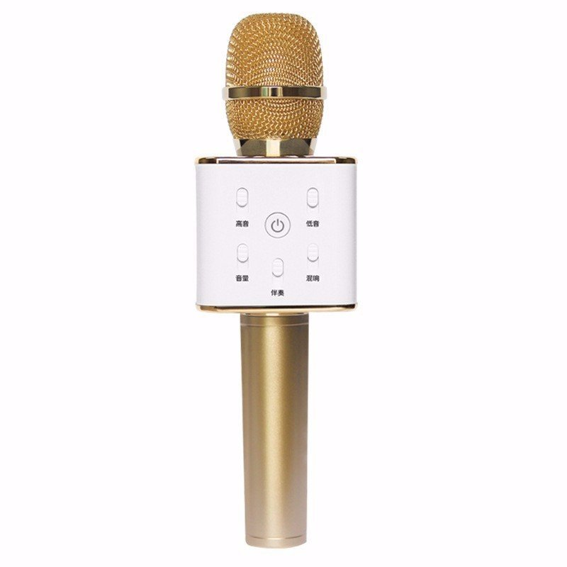 micro karaoke tuxun q7 microphone. Black Bedroom Furniture Sets. Home Design Ideas