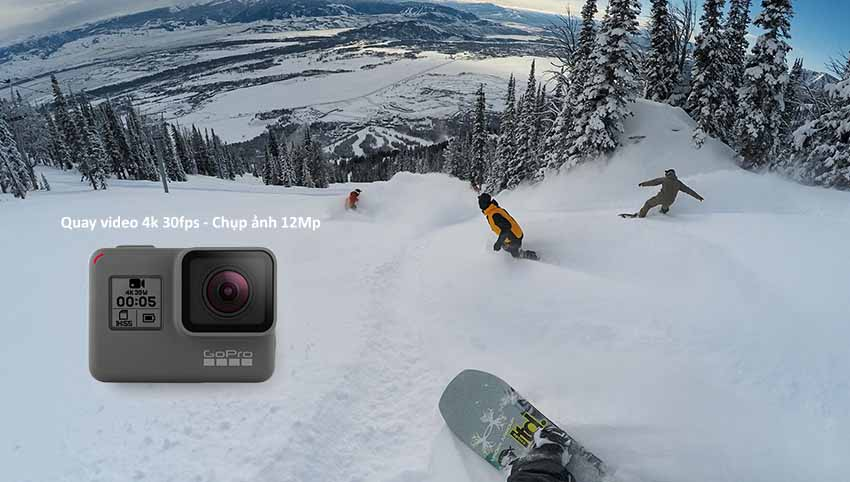 GoPro HERO 5 Black (Ảnh 5)