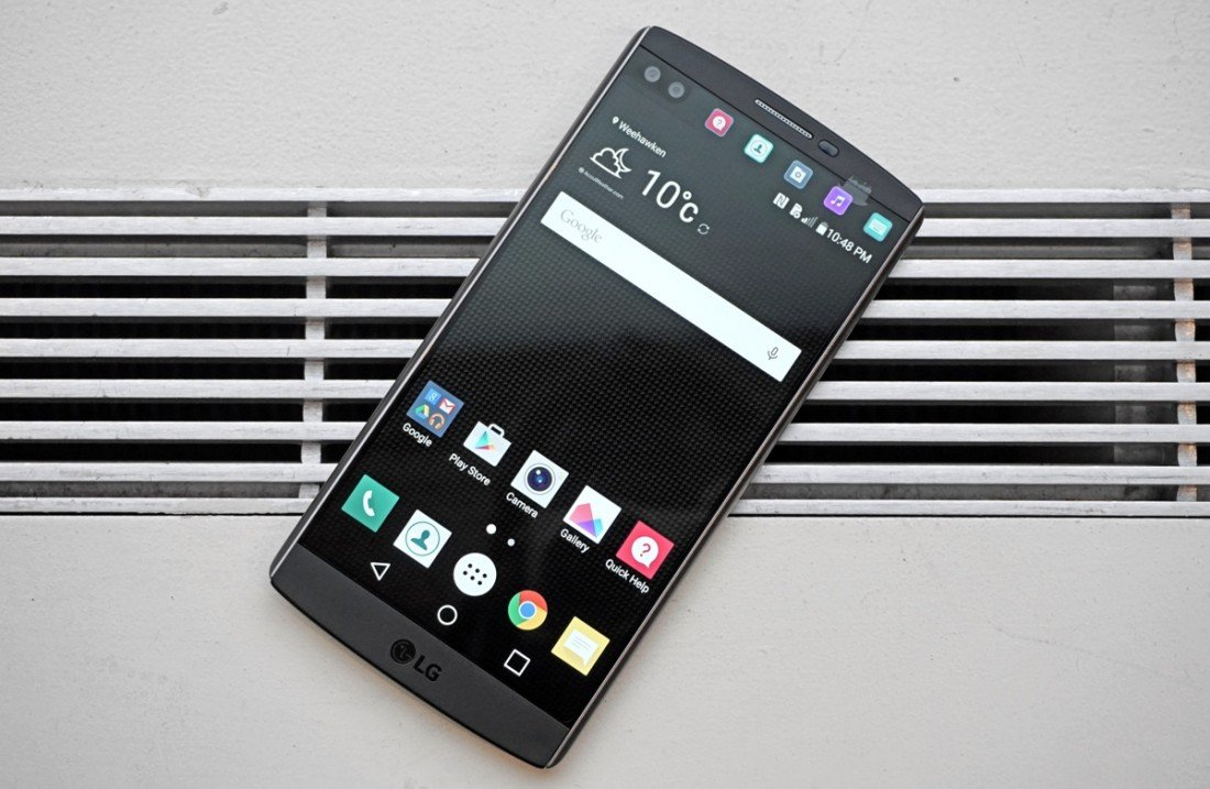 LG V10 32GB Space Black for AT&T (Ảnh 7)