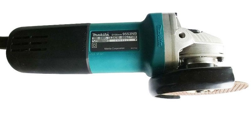 May mai goc Makita 9553NB