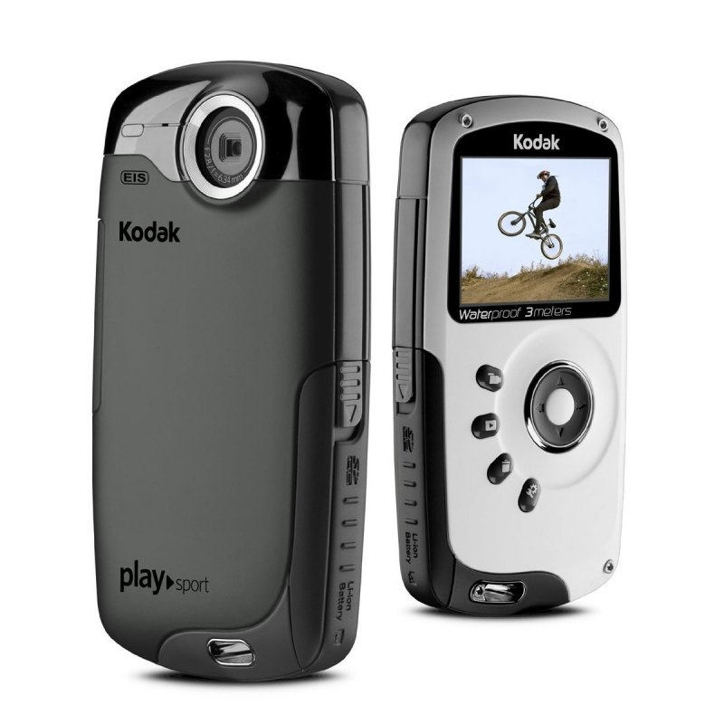 Kodak Playsport Zx3 Video Camera