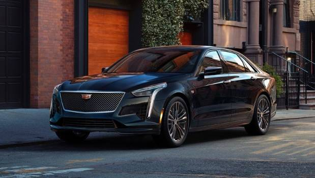 5 The Cadillac CT6 V-Sport