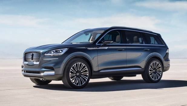 1 Ford's Lincoln Aviator