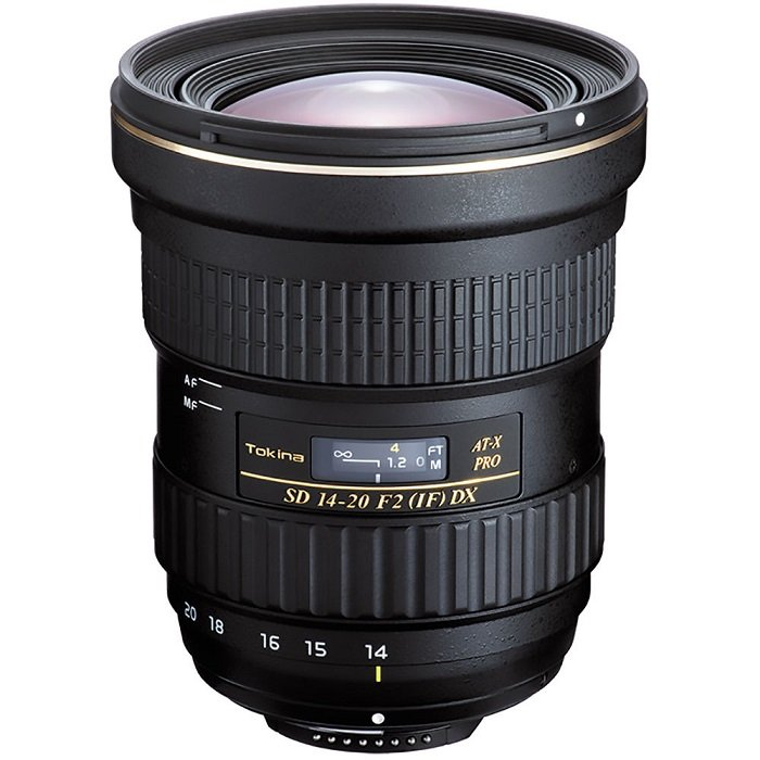 Lens Tokina 14-20mm F2.0 Pro DX for Nikon (Ảnh 1)