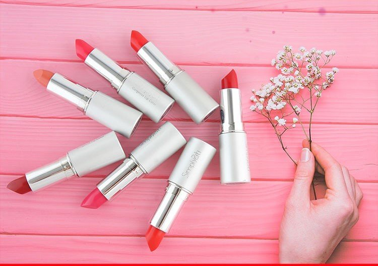 Son lì dưỡng môi The Rucy Simplysiti Tintlipstick Silver 04 Honey Orange (Ảnh 2)