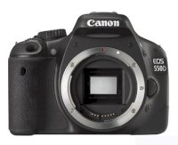 Canon EOS 550D (Rebel T2i / EOS Kiss X4) Body