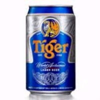 Bia Tiger 330ml/Lon
