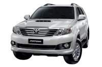 Toyota Fortuner 2.7V 4WD AT 2012
