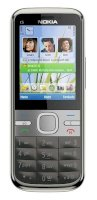 Nokia C5 5MP (C5-00 5 MP / C5-002) Warm Grey