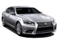 Lexus LS 460 4.6 AT 2013