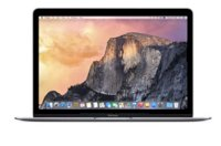 Apple The New MacBook (MJY42SA/A) (Early 2015) (Intel Core M-5Y70 1.2GHz, 8GB RAM, 512GB HDD, VGA Intel HD Graphics 5300, 12 inch, Mac OSX 10.6 Leopard) - Space Gray