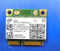 Card wifi laptop HP 8440p, 8540p